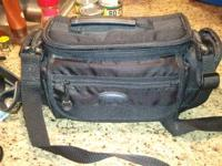 Samsonitte Camera bag - excellent condition. No longer