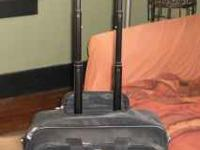 Samsonite Business Cases Double Gusset Rolling Laptop