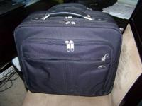 For sale is an excellent condition, Samsonite rolling