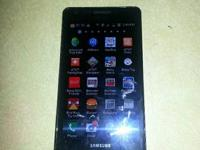 I am selling a Samsung INFUSE Android Touchscreen