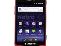 BLACK SAMSUNG ADMIRE NO SCRATCHES FOR METRO PCS. COMES