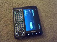 Selling a used AT&T Samsung Captivate Glide. Excellent