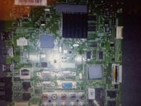 Used Samsung Main Board that was removed from a working