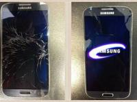 Glass Replacement. galaxy s3 $75. galaxy s4 $75. galaxy