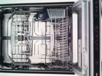 Samsung dishwasher less than 2 years old & in storage