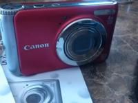 Samsung Canon Powershot A3100. Contains 12.1
