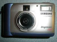 Samsung Digimax 130 Camera $25 Call  Sorry, No e-mails