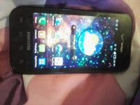 I have a Samsung Fascinate - Galaxy S for Verizon. Its