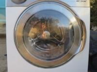 SAMSUNG HE WASHER WITH STEAM AND SILVERCARE-FRONT LOAD