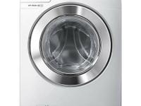 Samsung 3.6 cu. ft. Vapor Top-Load Washer - White