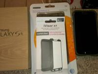 AT&T BLACK 16GB SAMSUNG GALAXY 4 S WITH ORIGINAL BOX,