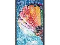 If just glass is broken we charge $89,. full LCD