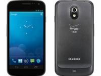 Samsung Galaxy Nexus  16GB Verizon  4G Data Capable,