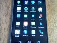 Like new Samsung Galaxy Nexus 4G LTE with 32gb memory