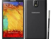 Fresh Samsung Galaxy Note 3 Black - no scratches, dings
