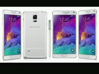 Type: Samsung Type: Note 4 SMN910V Mint condition note