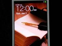 FOR SALE: Samsung Galaxy Note - AT&T.  * Model # -