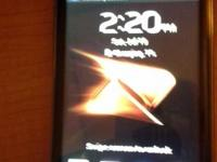 i have a samsung galaxy rush boost mobile 2 months