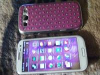 I have a Samsung Galaxy s 3 in great condition from t