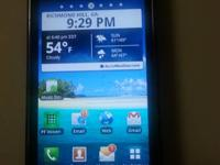 Samsung Galaxy S Vibrant 4G  4.0 Display, Super Amoled