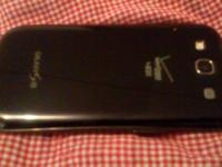 I am selling my verizon samsung galaxy s3 phone. I am