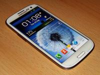 PHONES ON SALE!  SAMSUNG GALAXY S 3 16GB WHITE READY