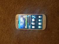 AT&T Samsung Galaxy S III pebble blue with original