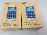 Hello Orlando we have the SAMSUNG GALAXY S3 MINI OEM