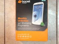 We have every Boost Mobile, Virgin Mobile, and unlocked