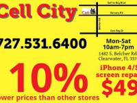 BUY-SELL-TRADE-REPAIR-FLASH-UNLOCK  CELL CITY 1482 S.