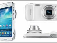 Samsung Galaxy S4 Zoom AT&T Unlock 16 GB Space 16 Mega