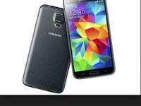 Samsung galaxy s5 just came out July 15. Front screen