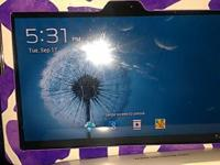 For sale like new Samsung Galaxy Tab 10.1. Bought in
