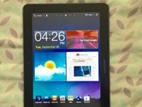 SELLING MY GALAXY TAB! IT IS IN LIKE-NEW CONDITIONDOES