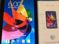 New in the box Samsung galaxy tab III AT&T. 4G. LTE