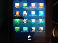 Samsung Galaxy Tablet Verizon Clear imei Comes with a