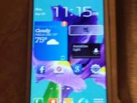 I have a like NEW Samsung GS3 on Verizon network that