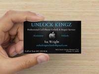 UNLOCK KINGZ by Isa. 4612 South Orange Blossom Trail.