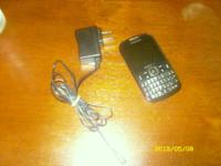 This is a Samsung SCH R380 Freeform III MetroPCS Phone.
