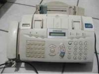 I'm selling this fax machine for $20. Its a little old