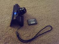 Selling a used Samsung MV800 16.1MP Digital Camera with