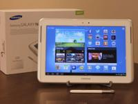 GALAXY NOTE 10.1 GT-N8013 condition:excellent make /