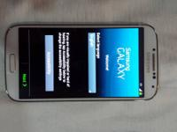 This is a White 16gb Samsung Galaxy S4 for T-Mobile
