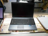 WE HAVE FOR SALE A SAMSUNG RV515 LAPTOP COMPUTER  IT IS