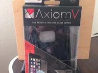 Samsung S6 Case & Tempered Glass (New in Packaging) by