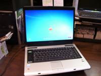 LAPTOP ! ____ SAMSUNG SATELLITE A-105 - S2071__ WITH