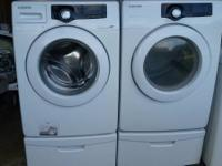 SAMSUNG WASHING MACHINE / DRYER IN GOOD CONDITION NICE