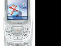 Used Cingular , unlocked to att phone,I kept in good