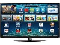 1 / Smart TV Led Samsung 46 inch (All new) used simply