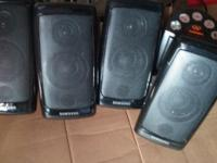 Selling for pickup like New, with really good sound and